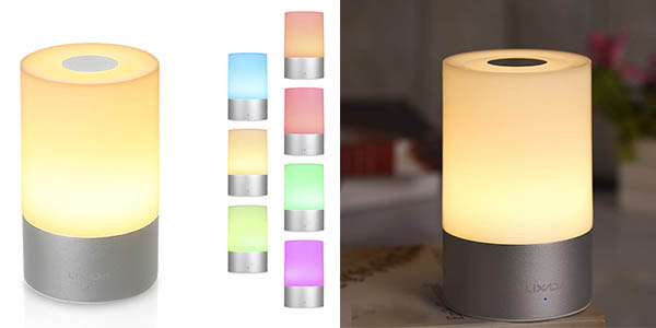 lámpara Lixada regulable en iluminación relación calidad-precio estupenda