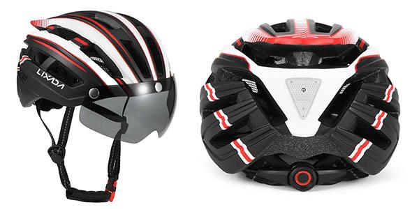 Lixada casco de bicicleta barato