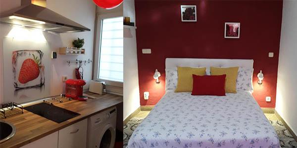Madrid apartamento que admite mascotas barato