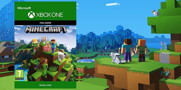Minecraft para Xbox One