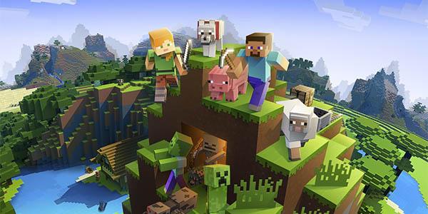 Minecraft para Xbox One barato