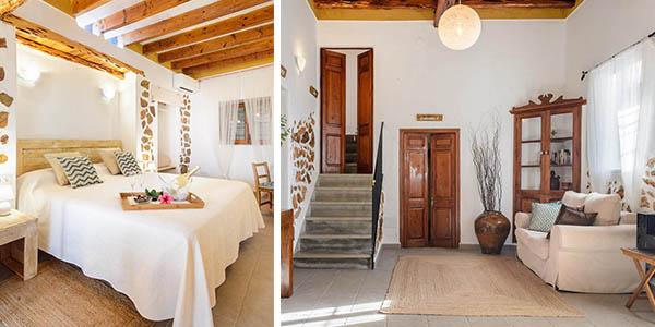 Mirador Can Prats alojamiento rural Ibiza relación calidad-precio estupenda