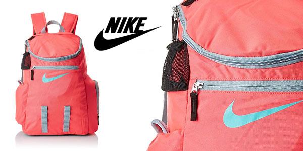 Mochila Nike Team Deck Backpack barata en Amazon