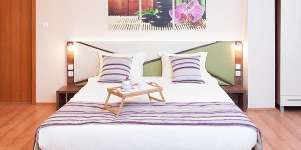 Modern Inn Hotel Boutique Skopje relación calidad-precio estupenda