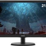 "Monitor Philips 223V5LSB2/10 de 21.5"" Full HD"