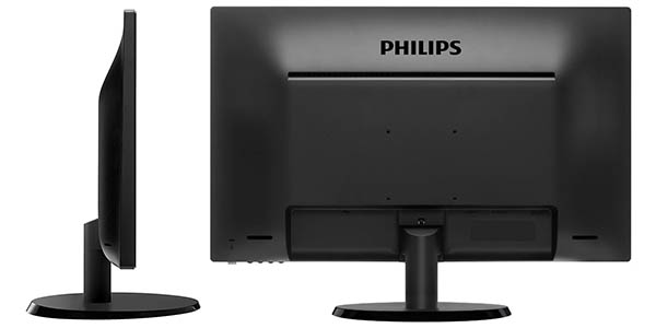 "Monitor Philips 223V5LSB2/10 de 21.5"" Full HD en Amazon"