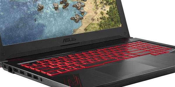 "Portátil ASUS TUF Gaming FX504GD-DM883 de 15,6"" barato"