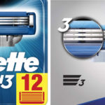 Recambios Gillette Mach3 Turbo baratos en Amazon