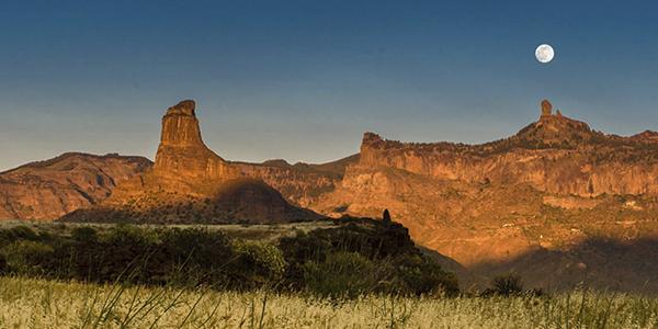 Risco Caído Montañas Sagradas GRan Canaria Patrimonio de la Humanidad