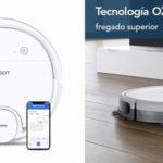Robot aspirador Ecovacs Deebot Ozmo 900 barato en Amazon