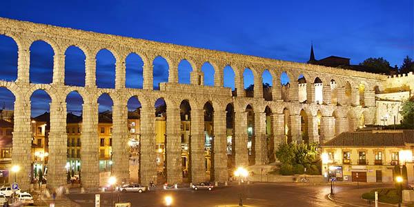 Segovia Acueducto Patrimonio de la Humanidad