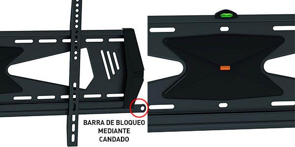 """Soporte de pared Startech para TV de 32"""" a 70"""" con sistema antirrobo barato"""
