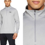 Sudaadera Under Armour Fleece 1/2 Zip barata en Amazon