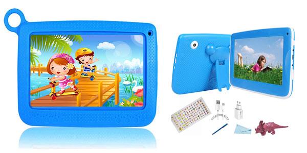 Tablet infantil Zonmai con Android 6.0 barata en Amazon