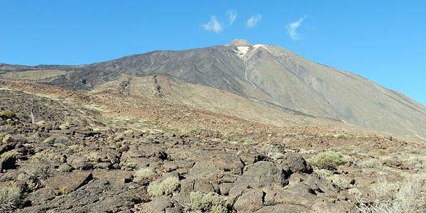 Teide Patrimonio Humanidad según la UNESCO Tenerife