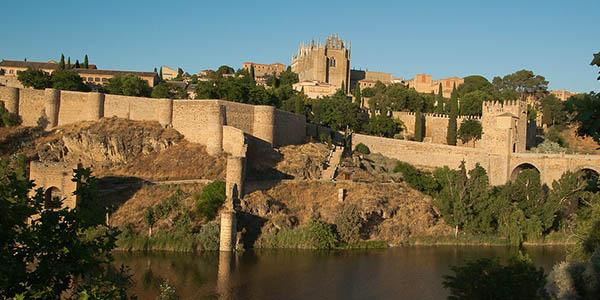Toledo Patrimonio de la humanidad España alojamientos baratos