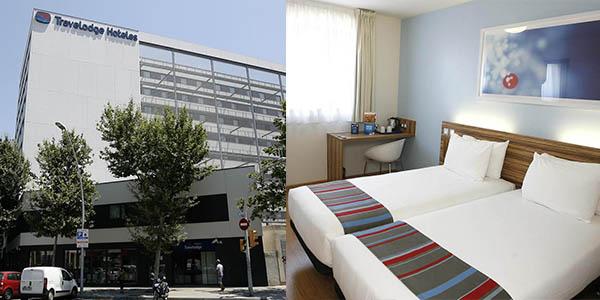 Travelodge hotel oferta que admite mascotas en Barcelona