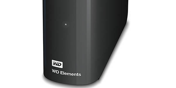 Disco duro portátil WD Elements Desktop de 6 TB barato
