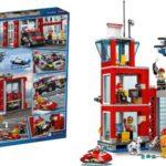 LEGO City Fire - Parque de Bomberos 60215 barato en Amazon