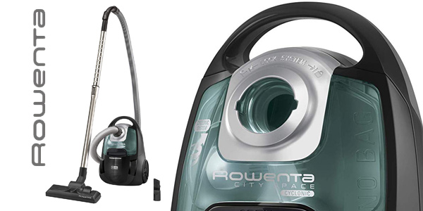 Aspirador Rowenta City Space Cyclonic RO2715EA chollo en Amazon
