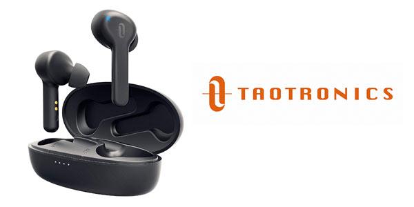 Auriculares TWS Taotronics In-Ear baratos en Amazon