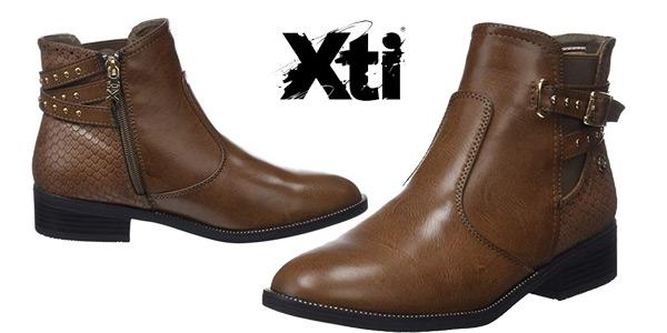 selección premium a6a6b 1b884 Chollazo Botines XTI 48433 para mujer por sólo 19,98€ (54 ...