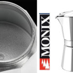 Cafetera italiana Monix M620006 de 6 tazas barata en Amazon