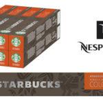 Pack cápsulas de café Starbucks SIngle Origin Colombia Nespresso baratas en Amazon