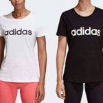 Chollo Camiseta Adidas Essentials Linear para mujer
