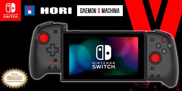 Chollo Hori Split Pad Pro de Deamon X Machina para Switch