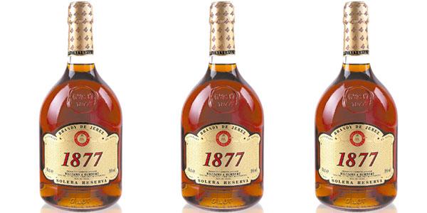 Pack de Brandy 1877 al mejor precio