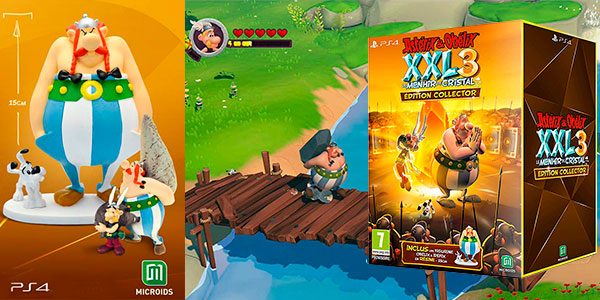 Reserva Asterix & Obelix XXL3: The Crystal Menhir - Collectors Edition para PS4