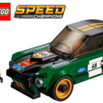 Chollo Set Ford Mustang Fastback de 1968 de LEGO Speed Champions