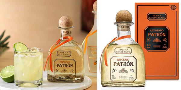 Chollo Tequila Patrón Reposado de 700 ml