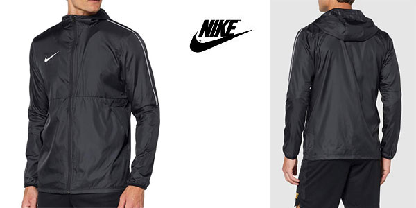 Chubasquero Nike Park 18 rain Jacket barato en Amazon