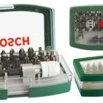 Set de 32 unidades para atornillar Bosch 2607017063 barato en Amazon