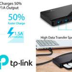 Chollo Hub TP-Link UH700 de 7 puertos USB 3.0