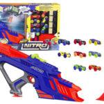Lanzador Nerf Nitro Motofury (Hasbro C0787EU40) barato en Amazon