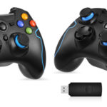 Mando gamepad inalámbrico EasySMX para PC barato en Amazon