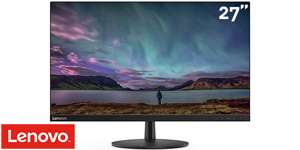 "Monitor Lenovo L27i-28 de 27"" Full HD"