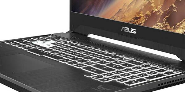 "Portátil Asus TUF Gaming FX505DU-BQ045 de 15,6"" Full HD barato"