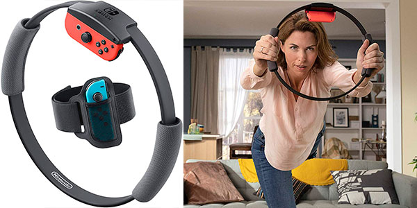 Ring Fit Adventure para Switch barato