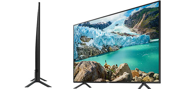 "Smart TV Samsung 55RU7172 UHD 4K HDR de 55"" en Amazon"