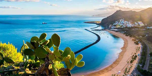 Tenerife escapada otoño barata
