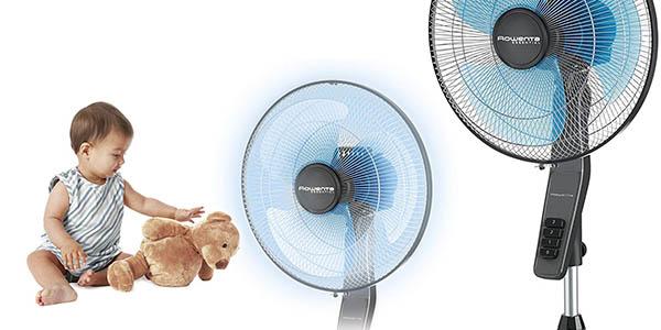 ventilador Rowenta Essential VU4110F0 para estancias medianas chollo