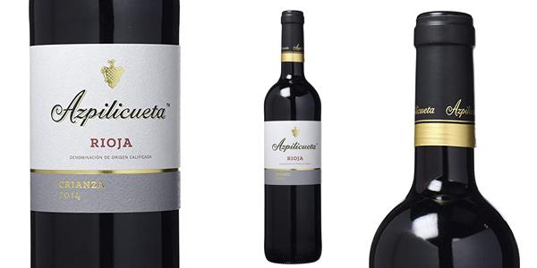 Vino Tinto Rioja (DOC) Azpilicueta Crianza 2014 75 cl barato en Amazon