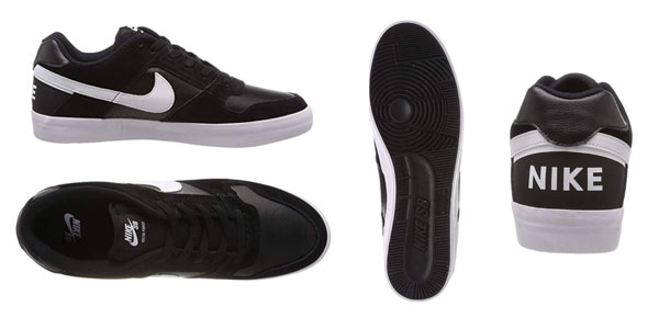 Zapatillas Nike SB Delta Force Vulc en oferta en Amazon