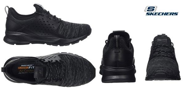 Zapatillas Skechers Relven Velton para hombre en oferta en Amazon