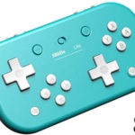Mando 8Bitdo Lite Bluetooth Gamepad para Nintendo Switch