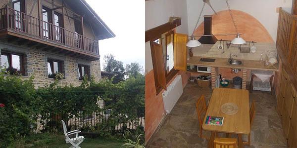 apartamentos rurales Casa Lafuente País Vasco relación calidad-precio estupenda